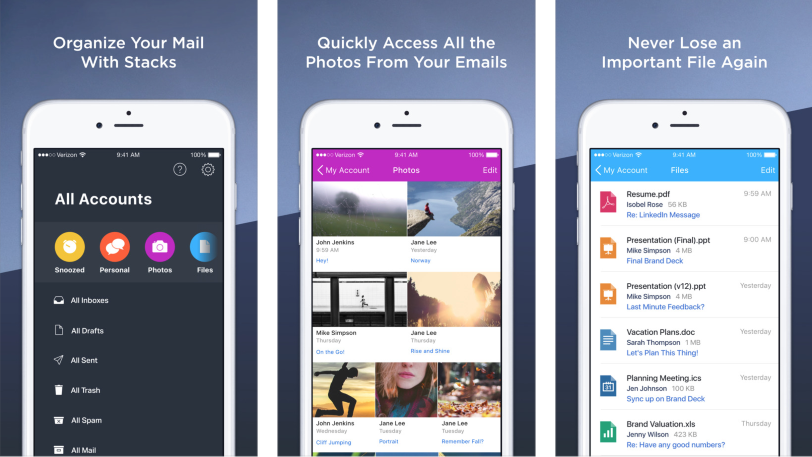 Apps for Email Overload